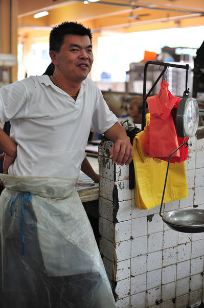 Seremban market