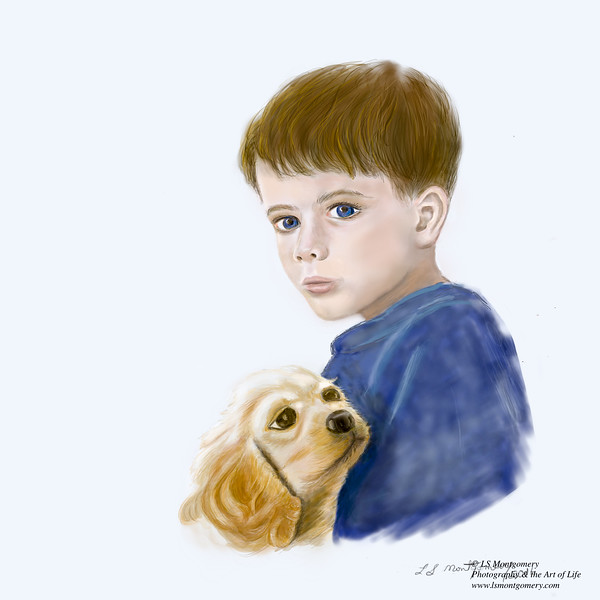 The Boy and His Dog