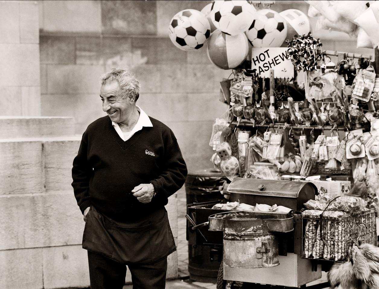 Italian Vendor
