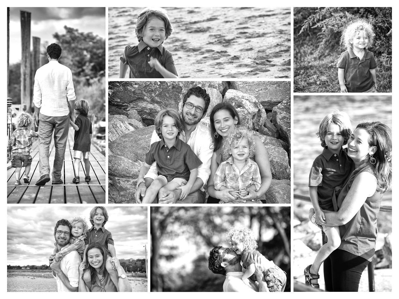 Custom Family Collage