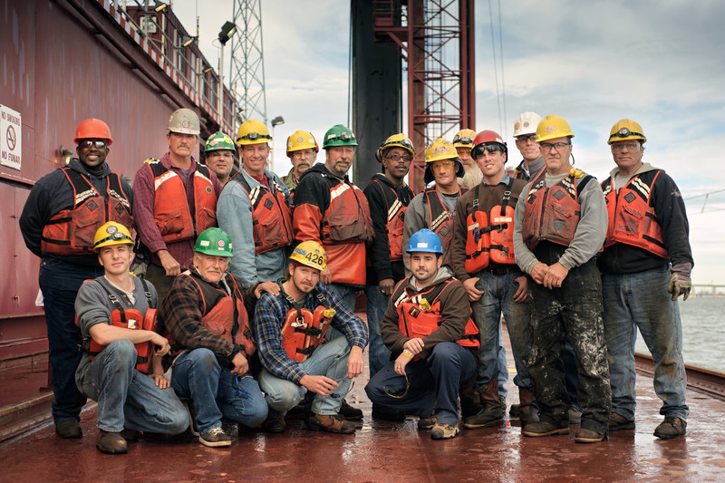 Crew of the Apache