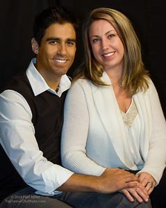 Elvio And Jessica Fernandes