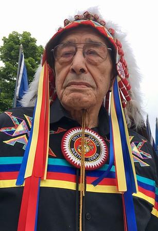 Native American Patriot