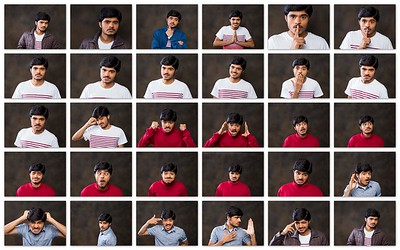 Actors headshots