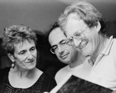 Ruth Tringham, Jean-Paul Demoule, Alain Schnapp, Thorigny 1992