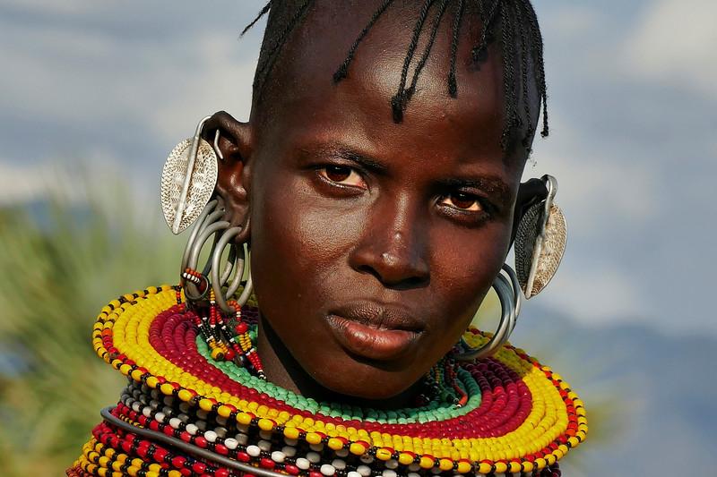 Mujer Turkana