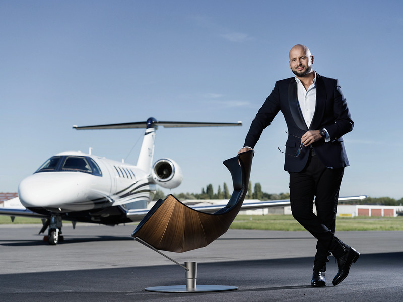 Ismael Boufrahi / luxury DStyle