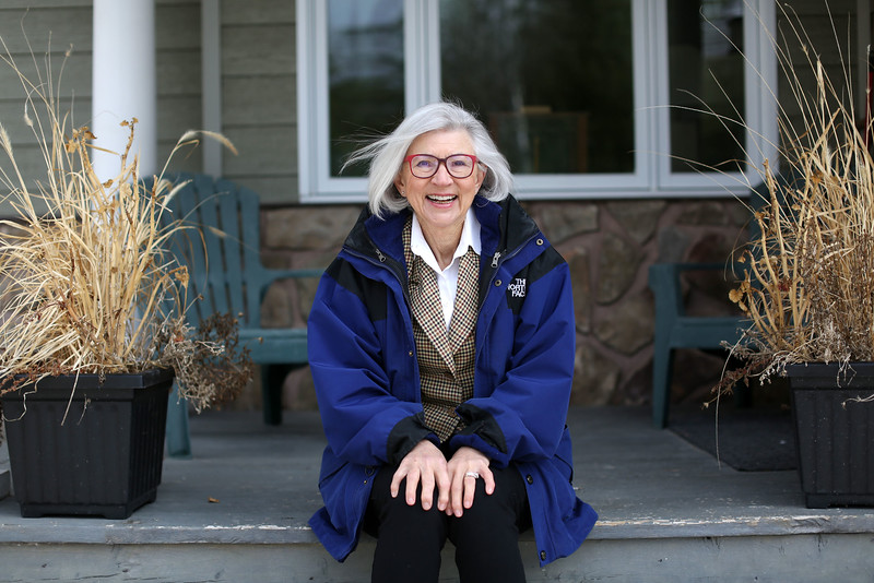Former Supreme Court of Canada Chief Justice Beverley McLachlin