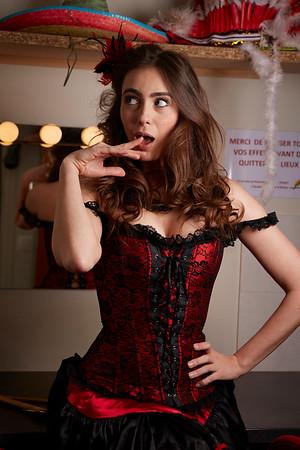 Célia Diane, actress (comédienne)