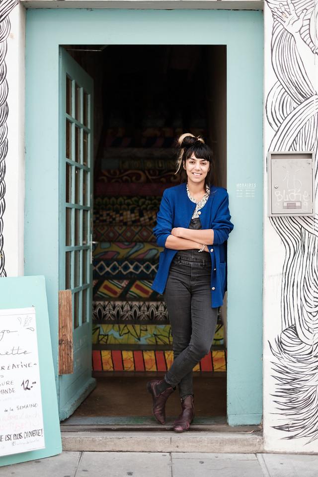 Fanny Arnaudo - Founder of Foound concept store Geneva