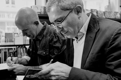 Benoît Collombat et Etienne Davodeau