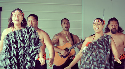 New Zealand makes a song and dance about everything