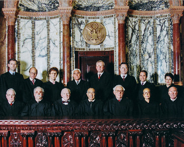 US District Court Judges Portrait