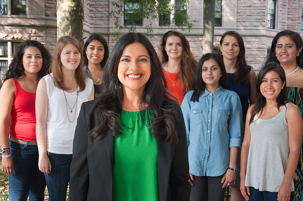 Reshma Saujani, founder of Girls Who Code