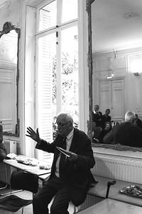 Pasteurs Jacques Maury et François Clavairoly