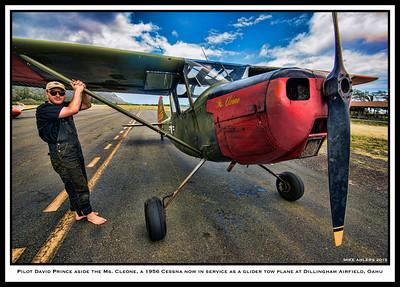 Barefoot Pilot