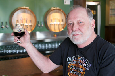 Art Larrance, Owner of Cascade Brewing Company