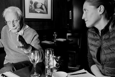 Cynthia Fleury et Alain Touraine