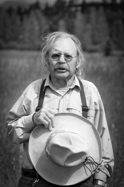Polebridge Resident, Montana