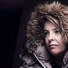 <b>Winter Portrait #2</b> <i>Canon EOS 5D Mark II + Canon EF 100mm f/2.8 USM</i>