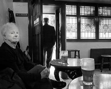 Michael Shanks snr, Durham, The Shakespeare, October 2008