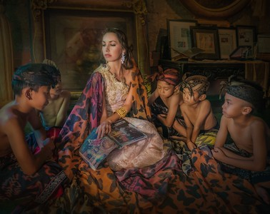 Katerina and the Balinese Boys