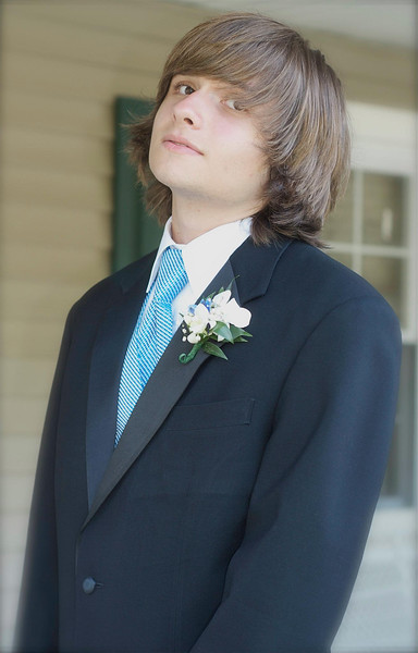 Christopher-Prom Day