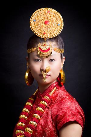 Limbu Girl
