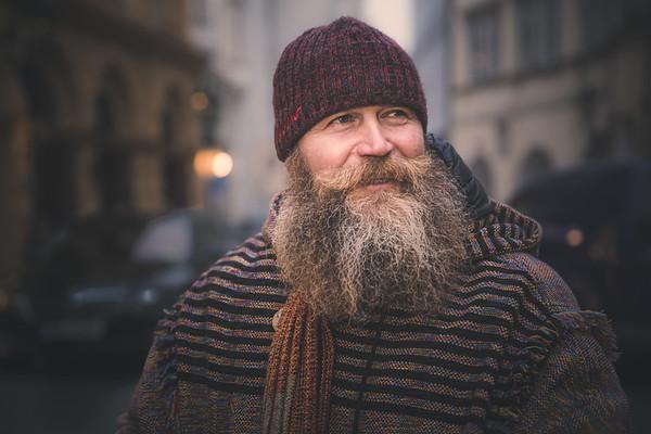 Cheery Czech Man