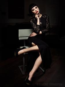 Model Jordan Ebbitt