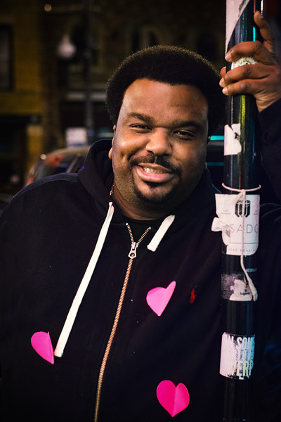 Craig Robinson, Actor