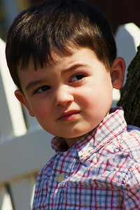The boy II