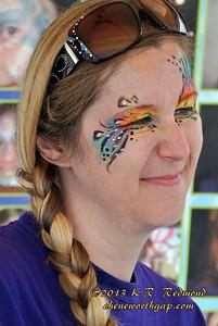 Face Painter (2013 Children's Miracle Network Fundraiser)