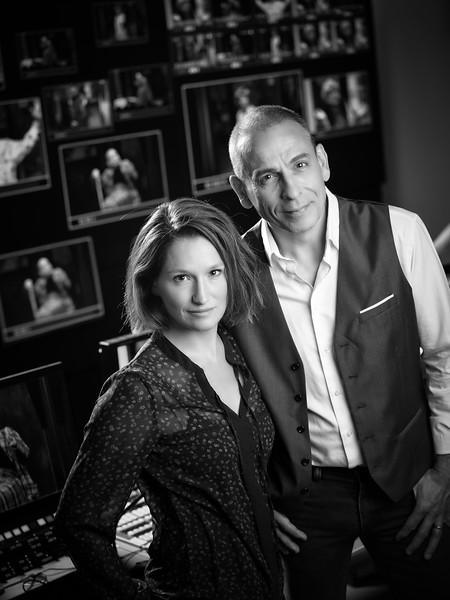 Francois Pirette & Julie Esnault