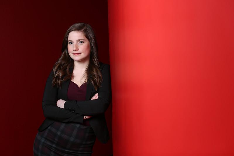 Saint Mary's University student Jessica Campbell