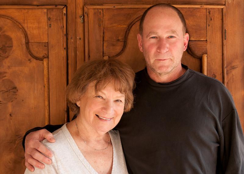 Doug & his mom