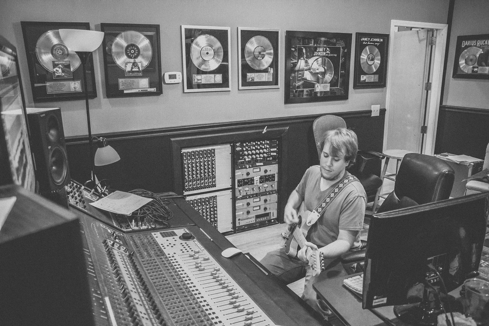 Moose Lodge Studio Hendersonville Tn