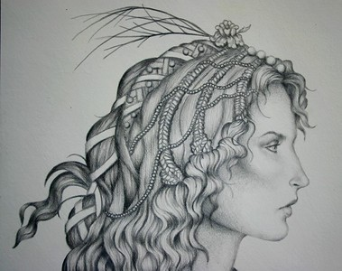 close up of BOTTICELLI  BEAUTY