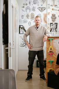 Arthur Humerose - Tattoo artist Geneva