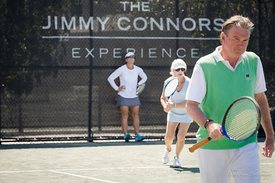 The Jimmy Connors Experience