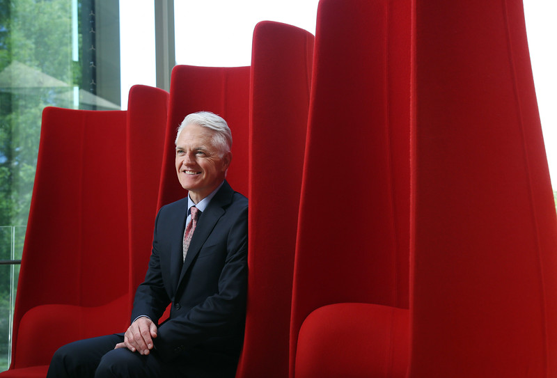 National Arts Centre CEO and president Christopher Deacon