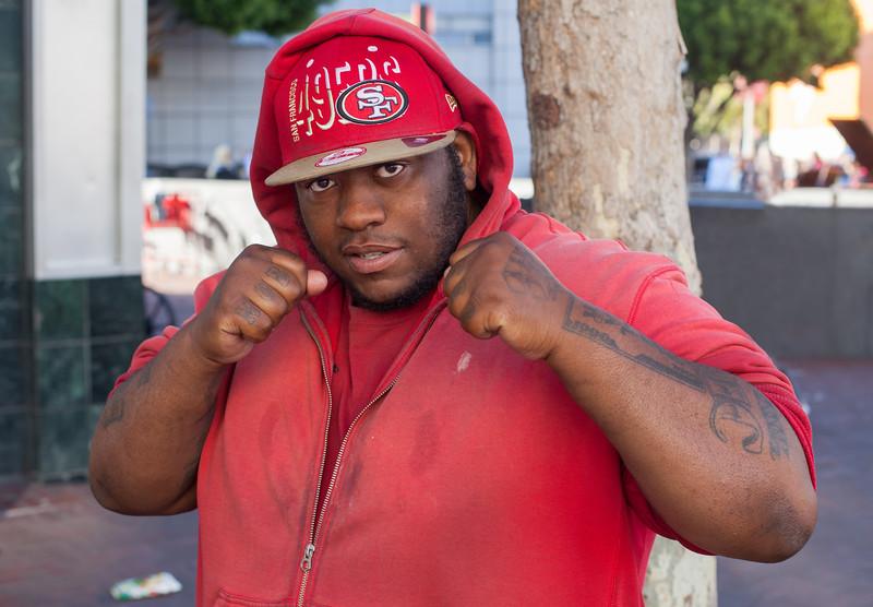 Niner boxer