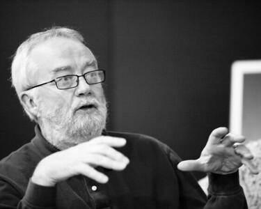 Bill Moggridge, designer, Stanford 2010