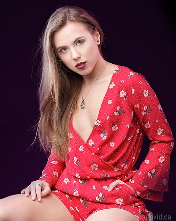 Anna - Model
