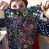 Käthe's French scarf
