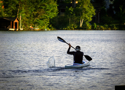 Kayaker's Pinky Technique