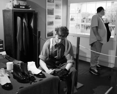 Gary Devore, Berwick, The Barracks (Nicholas Hawksmoor 1717), June 2011