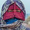 Mujer de Hormozgan