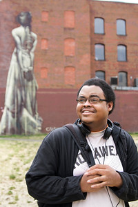 Alexander, Graphic Designer in PDX Hip Hop