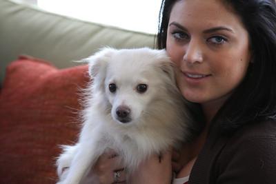 Dana and her Mason